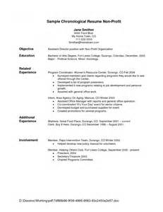exles of resumes blank writing template basic resume