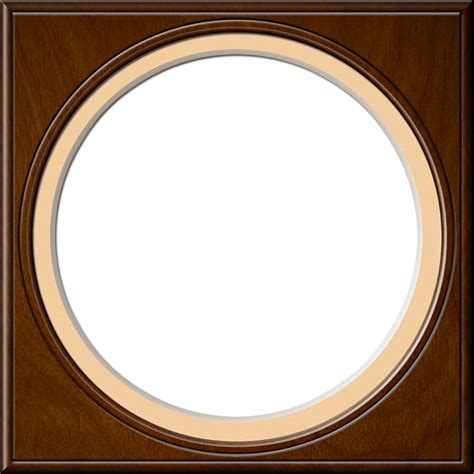 Home Style by Presentation Photo Frames Round Style 24