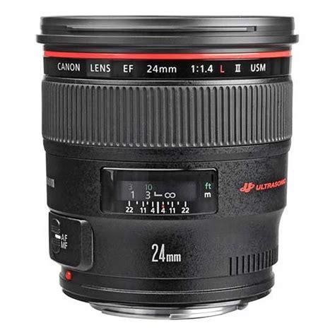 Canon Ef 24mm F1 4l Ii Usm canon ef 24mm f 1 4 l ii usm harga dan spesifikasi