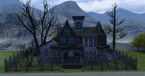 Single Story House by Show Me Your Vampire Lairs The Sims Forums