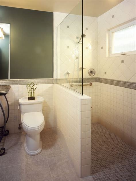 pictures of small bathrooms with showers pros and cons of a walk in shower