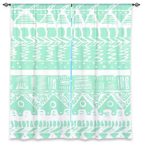 aztec print curtains aztec print curtains turquoise aztec print shower