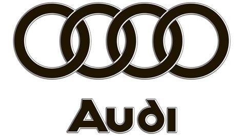audi logo transparent audi logo audi zeichen vektor bedeutendes logo und