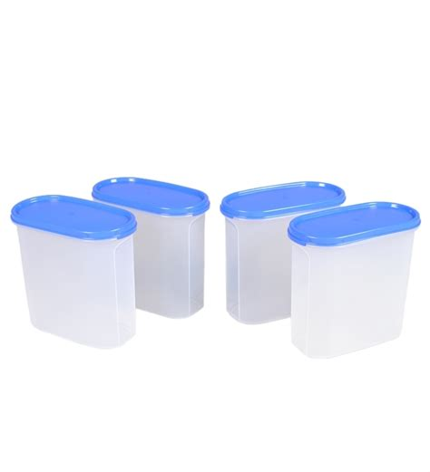 Tupperware Modular Set tupperware modular mate 4 pcs oval container set 1 7l by tupperware airtight storage