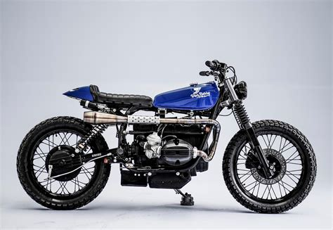 bmw r100 tracker by herencia custom garage bikebound