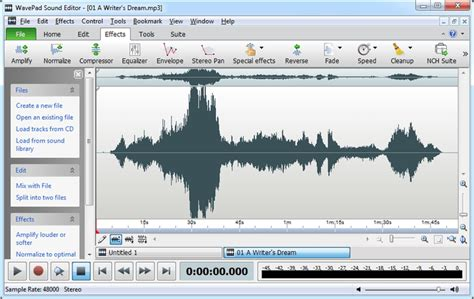 audio video editing software free download full version for windows 7 wavepad audio editing software v6 33 full version free