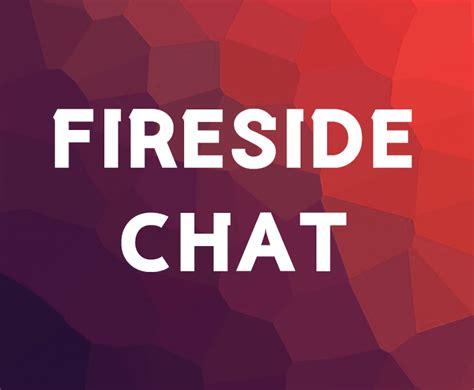 mobile app chat mobile app fireside chat apps