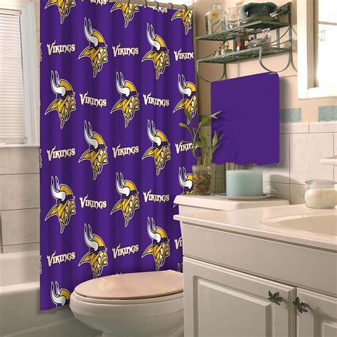 minnesota vikings shower curtain minnesota vikings nfl shower curtain from for die hard fans