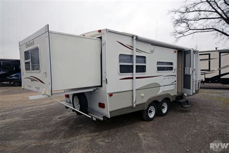outback toy hauler travel trailer rv sales 2 floorplans 2006 keystone rv outback 23krs toy hauler travel trailer