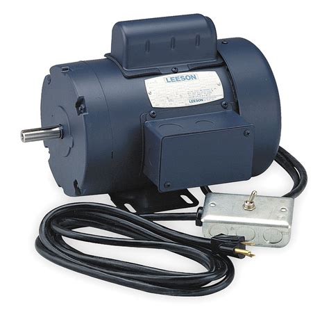 leeson electric motor capacitor leeson 1 1 2 hp table saw motor capacitor start 3450 nameplate rpm 115 230 ebay