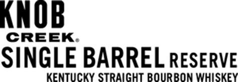 Knob Creek Logo by Knob Creek R Introduces Its Single Barrel Bourbon