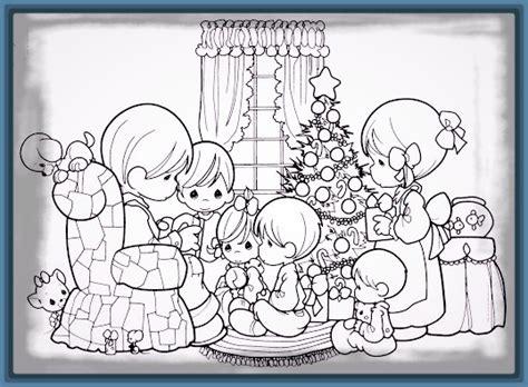 imagenes de la familia escolar para colorear entretenidas imagenes para dibujar de la familia