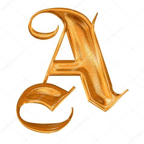Letter A Photos golden pattern letter a stock photo 169 arogant