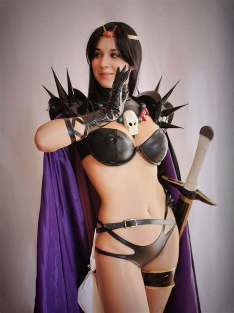 Naga the Serpent from Slayers   ANIME & MANGA COSPLAYS (GENERAL)   Pinterest   Sexy, Cosplay and