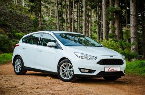 Ford Compact Cars by Ford Focus 1 0t Trend Best Compact Car Cars Co Za