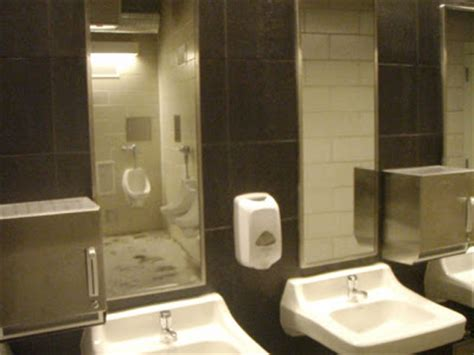 bathroom fack fack youk this just in the new yankee stadium is f g