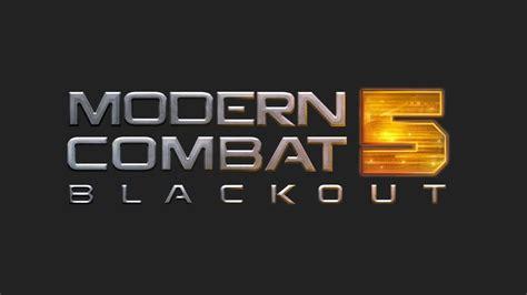 modern combat 5 gameloft releases new modern combat 5 blackout teaser