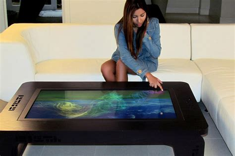 Get Ready For The Smart Coffee Table Simplyfixit We Smart Coffee Table
