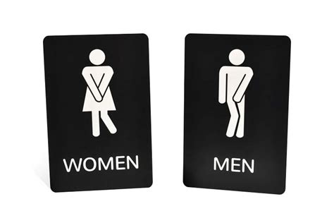 stupid bathroom signs funny restroom signs for the office humorous restroom signs
