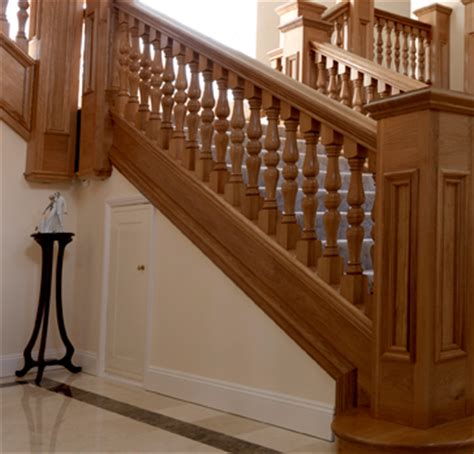 Modern Banister Ideas London Amp Uk Traditional Staircases Traditional Oak