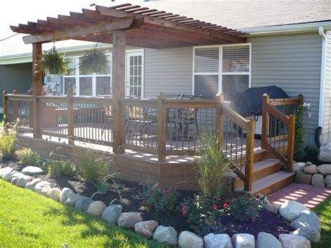 houses with big porches photogiraffe me 45 great manufactured home porch designs mobile home living