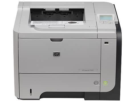 Printer Hp Laserjet P3015 hp laserjet enterprise p3015 printer software and drivers