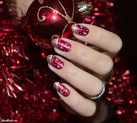 20amazing christmasfor nail nails nail by lizana nails nailpolis museum of nail