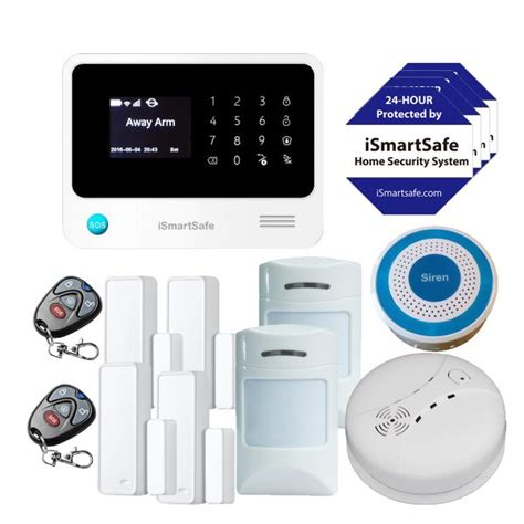 home security system duplex package wireless home