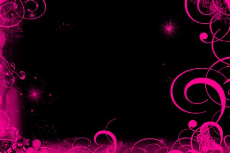 wallpaper black pink black pink wallpaper by marta86 on deviantart