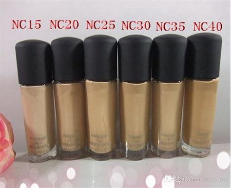 Mac Nc 25 makeup nc15 nc20 nc25 nc30 nc35 nc40 studio fix fluid