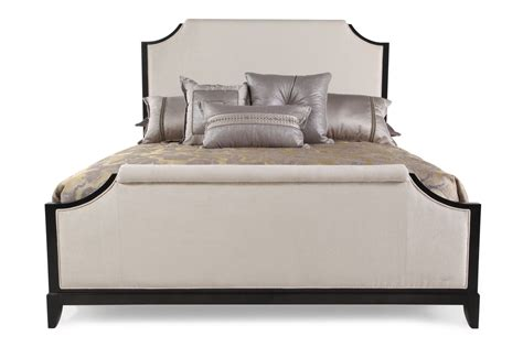 mathis brothers beds legacy symphony upholstered bed mathis brothers furniture