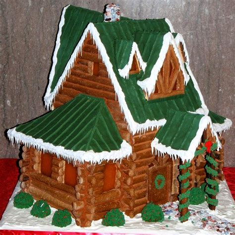 gingerbread log cabin template 170 best gingerbread house cabins images on