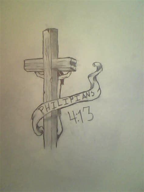 philippians 4 13 by austinbeast on deviantart