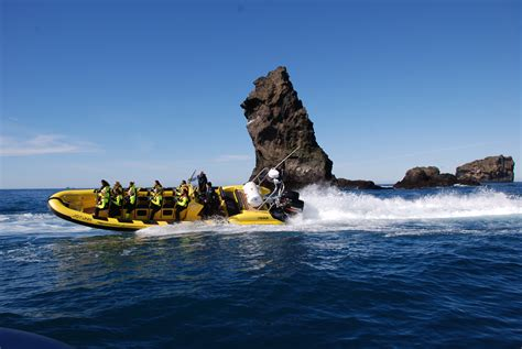 westman island boat tour 2 hour rib boat tour of the westman islands guide to iceland