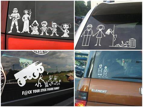 Car Audio Memes - classic family car stickers funny memes and pics about