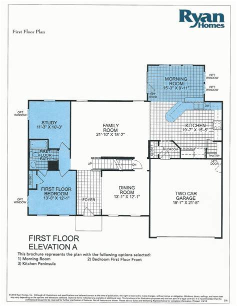 decor homes venice floor plan for modern home