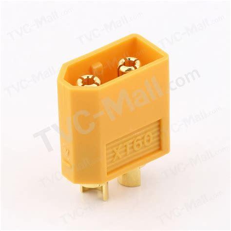 Xt60 Bullet Connectors Plugs Untuk Baterai Rc 10 pairs xt60 bullet connectors plugs for rc lipo battery tvc mall