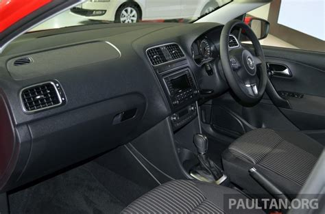 volkswagen polo automatic interior india made vw polo debuts at kuala lumpur motor show