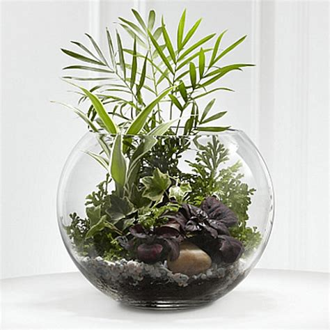 Buy Set Of 2 Hand Blown 10 Quot Round Clear Glass Bubble