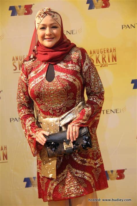 ziela jalil gambar ziela jalil di karpet merah ask2011 sensasi selebriti