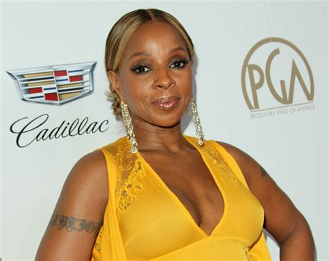 mary j blige pictures mary j blige at producers guild awards 2018 in beverly