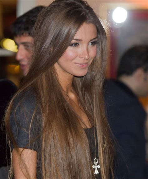 brunette hair colors an ash brown hair color gorgeous lara lieto ash brown hair color