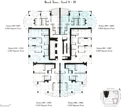 vancouver floor plans beach tower 2 1500 hornby street vancouver condo in