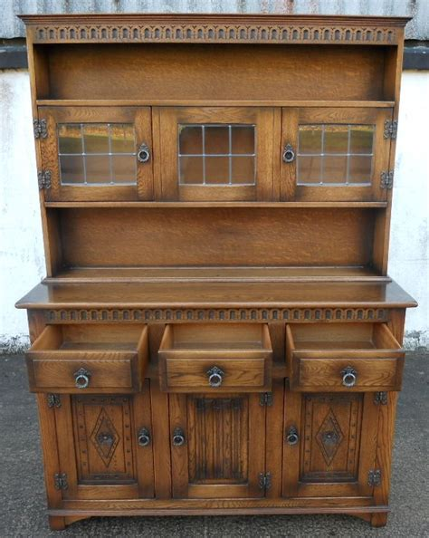 Quality Dressers by Quality Oak Dresser By Mellowcraft Sold