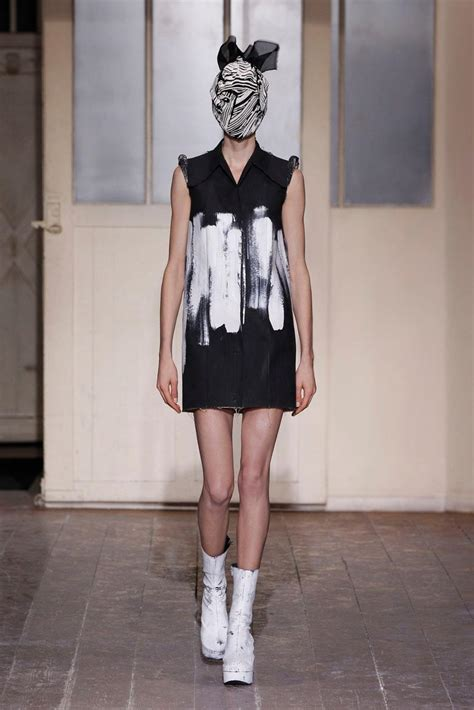 maison martin margiela maison martin margiela artisanal haute couture spring summer 2013