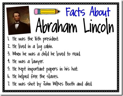 abraham lincoln biography for 3rd graders all worksheets 187 abraham lincoln worksheets printable