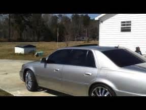 Cadillac Song 22 2001 Cadillac Dts On 22 Inch Velocity Wheels Doovi