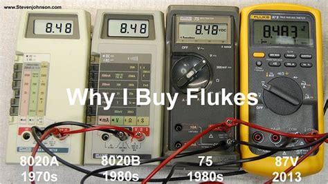 Multimeter Digital Winner multimeter question fluke vs extech ex330 diyaudio