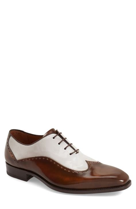Sepatu Azcost Monkstrap Leather Up Brown Formal Pria alsina spectator shoe shoes nordstrom and spectator shoes