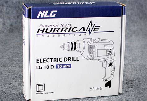 Jual Bor Listrik Krisbow by Jual Mesin Bor Listrik Electric Drill Machine Nlg Lg 10 D